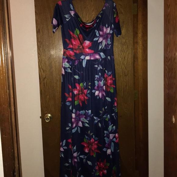 Dresses | Plus Size Romper Dress | Poshmark